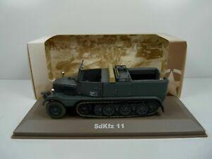 BL23U-atlas-IXO-1-43-Blindes-WW2-SdKfz-11-Leichte-Zukraftwagen-semi-chenille