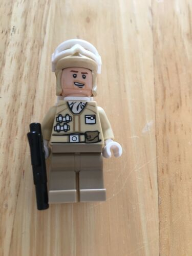 Lego Minifigure sw0462 Hoth Rebel Trooper