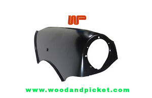 Classic Mini Front Right Hand Wind Panel 1986 - 96 (Heritage Panel) - BMP454