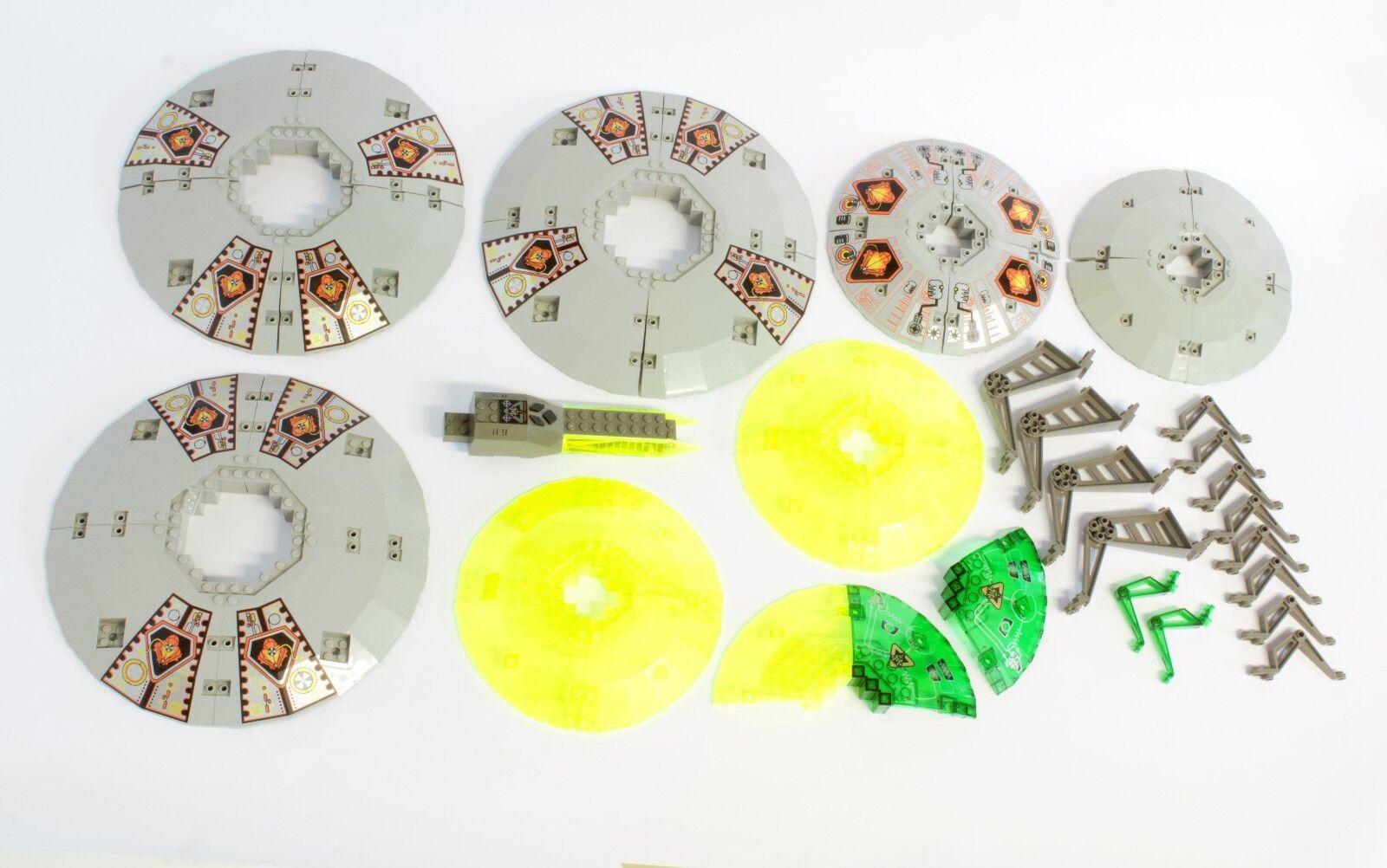 LEGO VAISSEAU OVNI fuselage pièces accessoires 6900 6915 6975 6979 6999