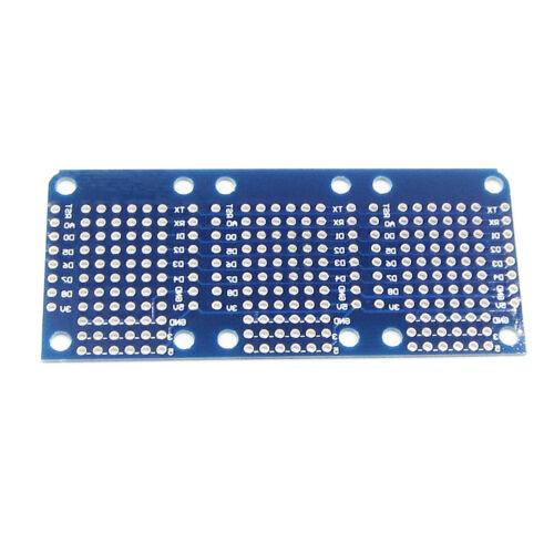 Triple Bouclier Pour wemos D1 Mini ESP8266 Dua Shield Board Compatible