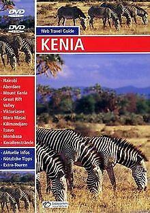 Kenia - DVD Travel Guide   DVD   Zustand sehr gut