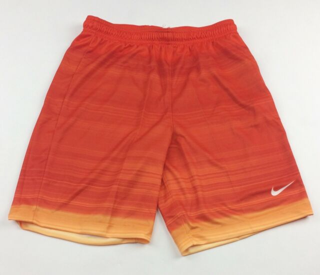 New Nike Women/'s M Digital Equalizer Short Soccer Futbol Shorts $60 Red 729261