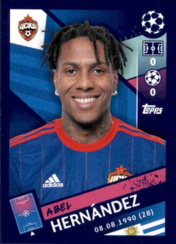 Topps Champions League 18//19 Abel Hernandez Sticker 399