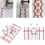 Useful-Plastic-Parallel-Stitch-Foot-Presser-For-Brother-Domestic-Sewing-Machine thumbnail 2