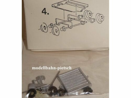 neu Wimmer Modellbau 402 H0 Bausatz Flachlore einzeln OVP