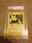 Pokemon Card Movie Promo Pikachu #4 Black star Promo Graded MINT PSA 9