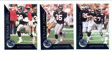 1992 Pinnacle Team 2000 Atlanta Falcons Set MOE GARDNER MIKE PRITCHARD PICKENS