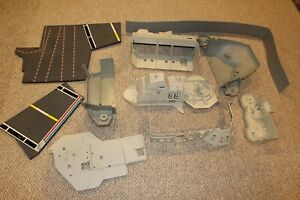 1985 HASBRO ORIGINAL PARTS **YOU CHOOSE!!** GI JOE USS FLAGG PARTS