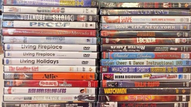 30 BRAND NEW DVD Movies Discount Wholesale 99 Cent Stores Mixed Lot