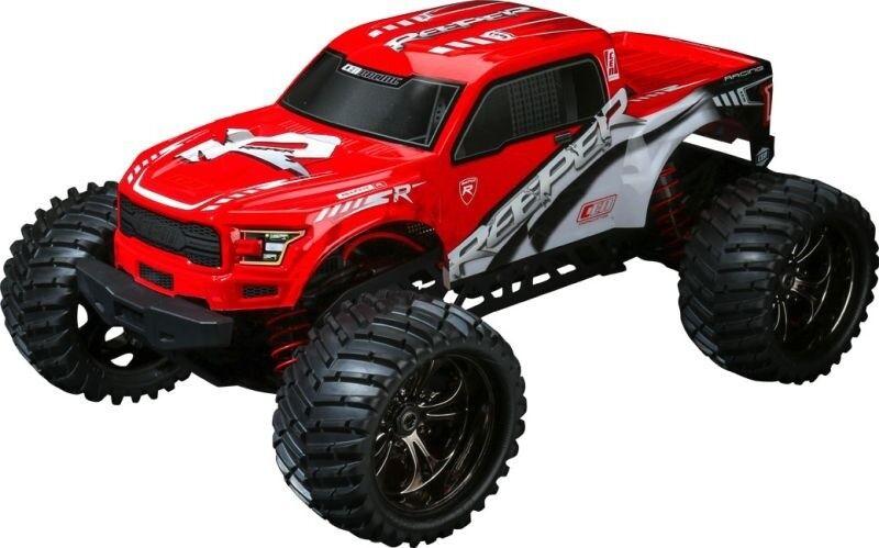 Cen reeper RC Car monstruo Truck 1 7 brushless 4-6s WP savöx-gc9518
