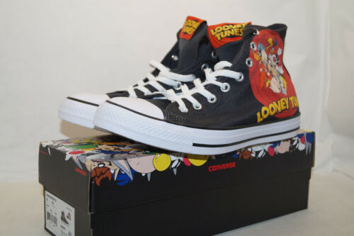 Looney Star 5 160901c Uk All 9 Chucks Tunes 42 Converse High Eu zqFxqCw