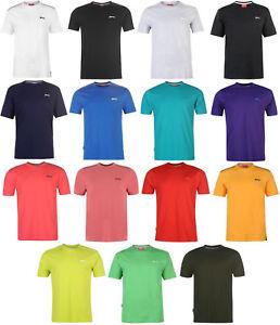 SLAZENGER-Herren-T-Shirt-Rundhals-Ausschnitt-Sommershirt-Arbeitsshirt-Gr-S-4XL