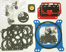 Carburetor Rebuild Kit. Suit Holley 390,465,600, cfm Squarebore,vacuum secondry