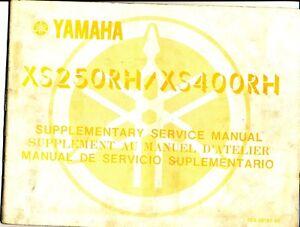 YAMAHA-XS250RH-XS400RH-Supplementary-Service-Manual