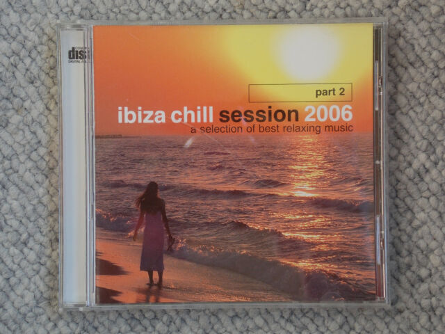 CD - Ibiza Chill Session 2006 - Part 2