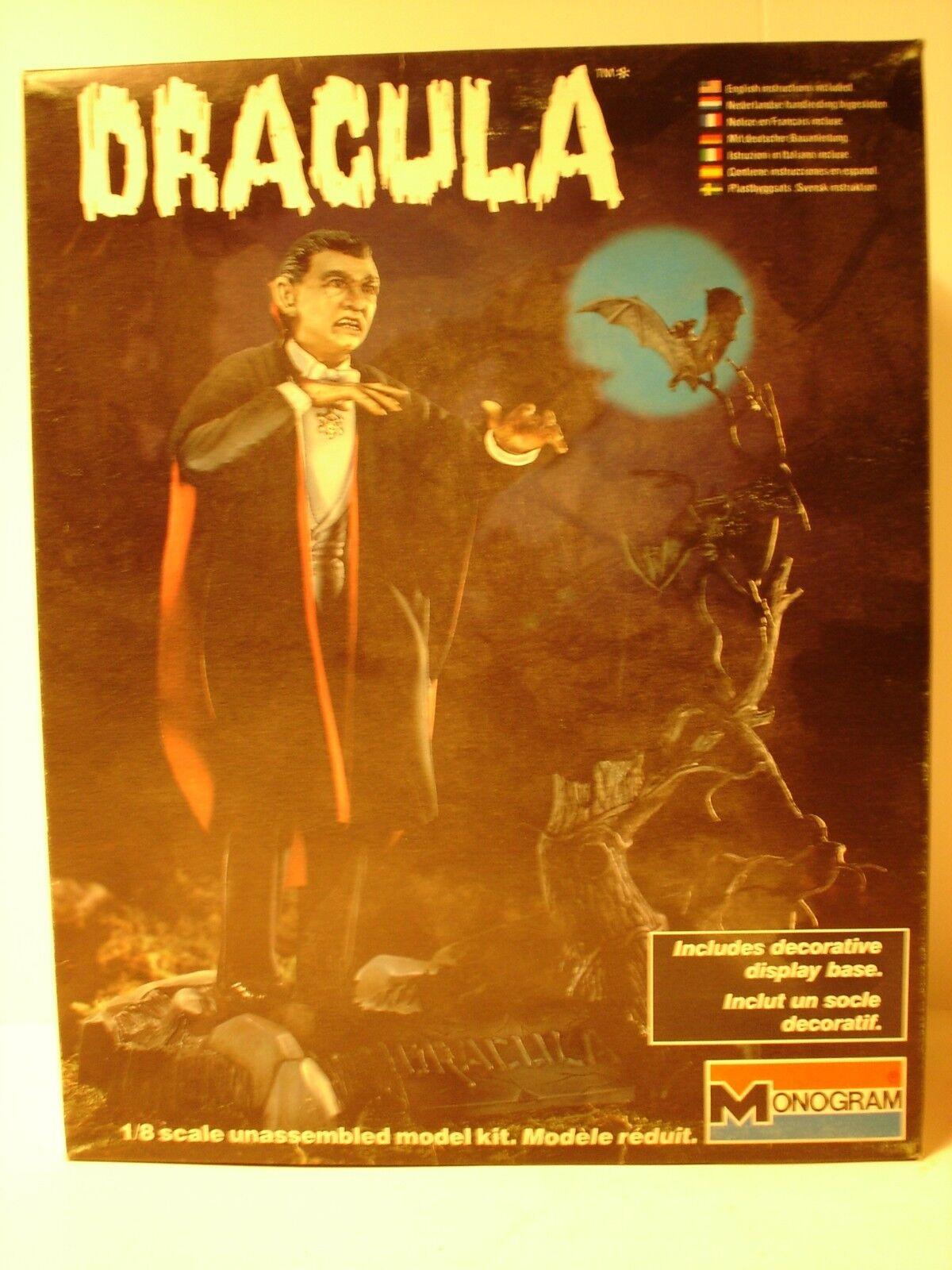 1991 Monogram 1 8 Scale,  Dracula . Model
