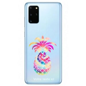 Coque Galaxy Note 10 LITE ananas tie and dye 4 personnalisee