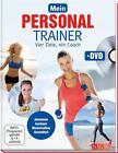 Mein Personal Trainer + DVD von Susann Hempel (2016, Gebundene Ausgabe)