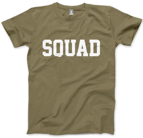 Squad Mens Unisex T-Shirt