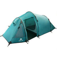 Backpacking Hiking Camping Ground 2 Person Man Lightweight Camp Tent Shelter
