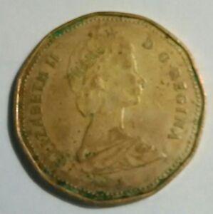 1988 Canada Dollar Coin Ebay