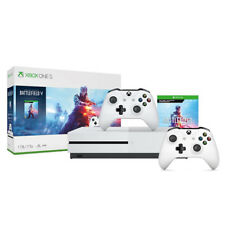 Xbox One S 1TB Console - Battlefield V Bundle + Extra Xbox Controller