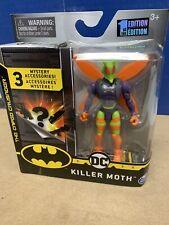Spin Master DC Batman 4 in environ 10.16 cm l/'aventurier capé édition 1st wave 2 Killer moth