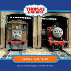 James and Toby by Egmont UK Ltd (Board book, 2009)