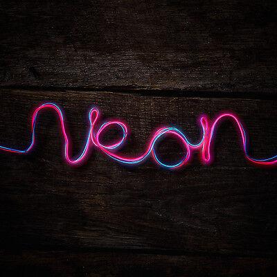 Prepara Il Tuo Kit Neon Stringa Luci Personalizzate Effetto Lighting Design Creativo Giocattoli-mostra Il Titolo Originale