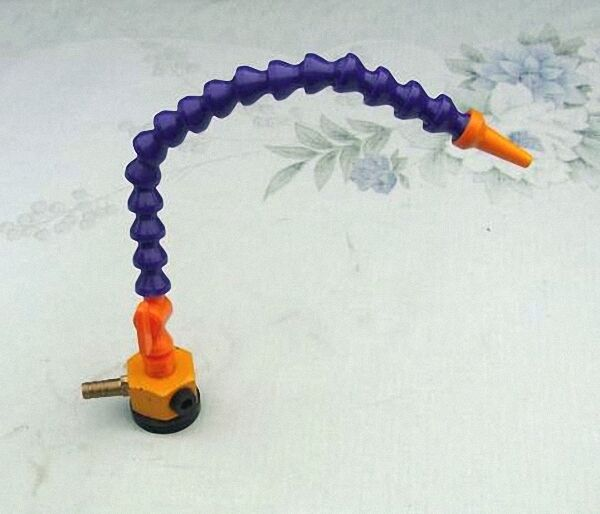 """Small Magnetic Base With Valve Coolant 3//8/"""" Hose for Milling M/_M/_S"""