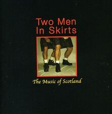 Two Men in Skirts - Music of Scotland [New CD]