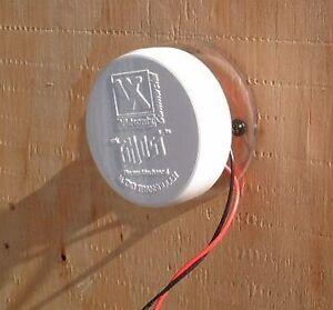 Vidsonix-Sonic-Ghost-3-034-Audio-Tactile-Transducer-1-Unit-Plate-Reverb-Hidden-NEW
