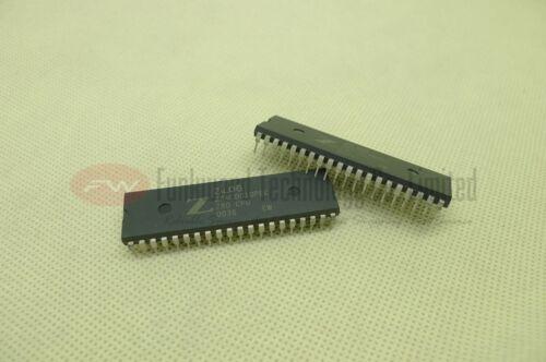 Zilog Z84C0010PEC Z80 CPU DIP40 X 2PCS