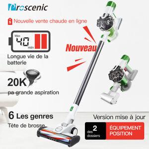 Proscenic-P9-2020-Aspirateur-Balai-sans-Fil-sans-Sac-Main-Voiture-Nettoyeur-60DB