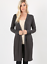 NEW-Plus-Size-Open-Front-Long-Duster-Cardigan-Sweater-w-Side-Pockets-XL-1X-2X-3X thumbnail 11