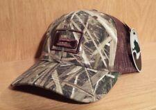 Banded b Logo Mossy Oak BLADES Camo Trucker Twill Mesh Back Hat Cap  Adjustable 728dacca39ce