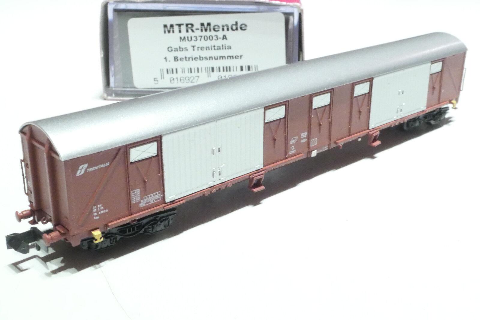 MTR Exclisuve N FS 4achsiger G-Wagen Gabs MU37003A NEU OVP