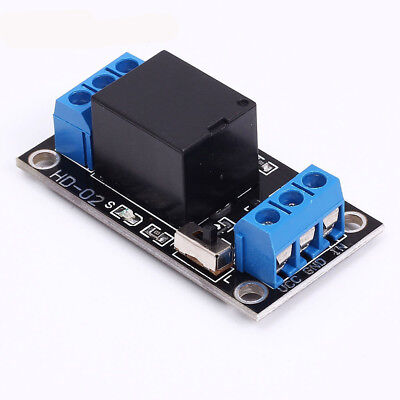 3.3V 1 Kanal Relay Modul High Low Level Adjustable Trigger Tafel for Arduino