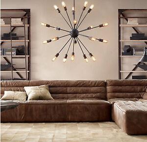 12-15-18-20-Arms-Light-Retro-Sputnik-Industrial-Loft-Lamp-Bar-Cafe-Pendant-Lamp