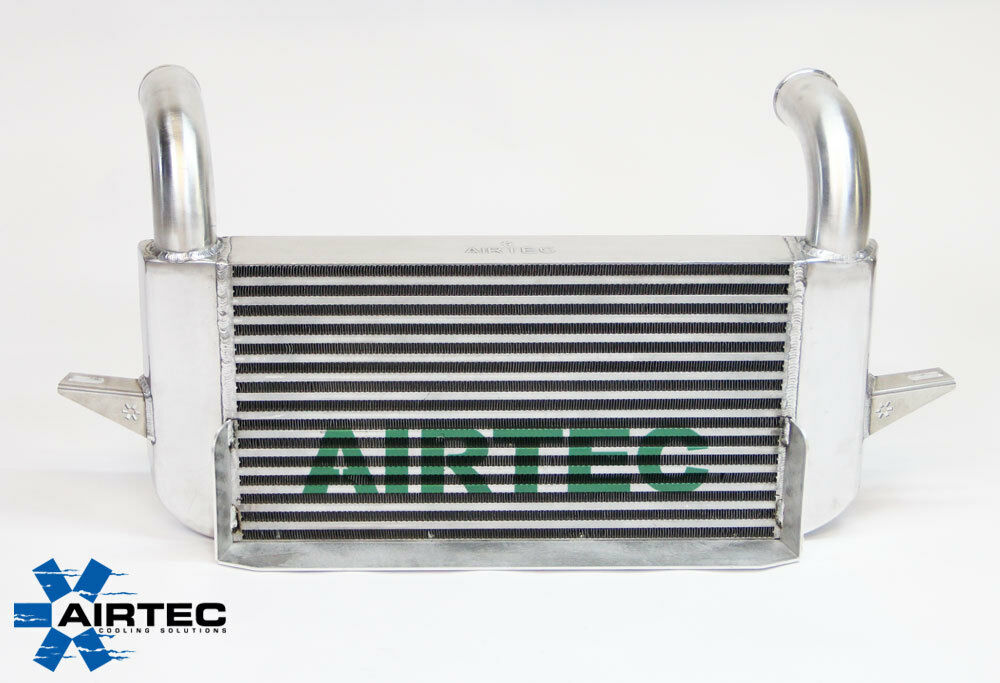 Ford Escort Cosworth Airtec 70mm Top Alimentar Front Mount Intercooler & Poli