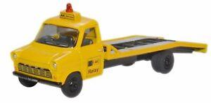 Oxford Diecast 1:76 Mk1 Ford Transit Recovery Truck AA 76FTB002