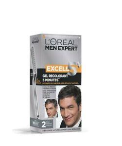 L'Oréal Men Expert Excell 5 Gel-Crème Recolorant Homme Coloration des Cheveux