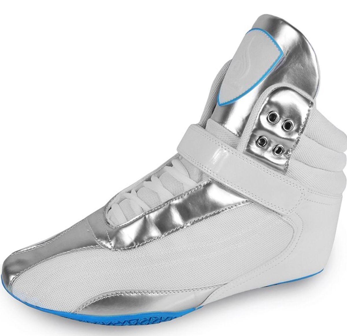 Ryderwear Raptors G-Force Performance Schuhe- Weiß Ice- Neu