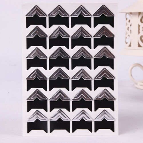 Albums Corner Decoration Photo Scrapbooking Paper Stickers Frame Accessories US