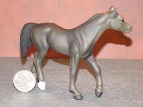 Dollhouse Miniature Horse Arabian 3.9 inch Safari Ltd Animal Dollys Gallery P26