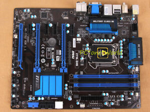 Driver for MSI Z77A-G45 Thunderbolt Fast Boot