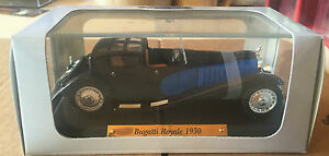 DIE-CAST-034-BUGATTI-ROYALE-1930-034-1-43-AUTO-ELITE-SCALA-1-43