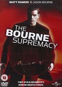 The-Bourne-Supremacy-2004-DVD-Good-PAL-Region-2
