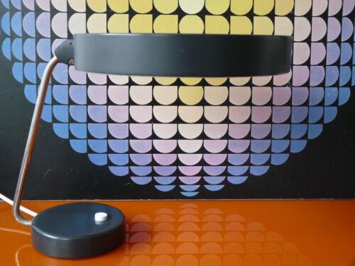 Kaiser 6888 Leuchte Lampe desk lamp 70s idell stilnovo